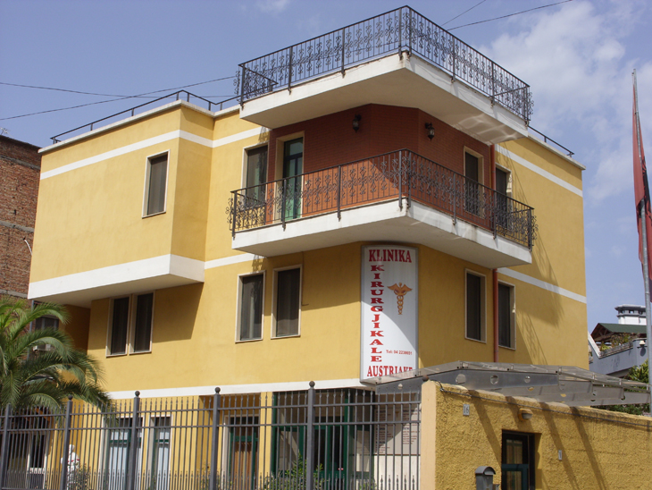Klinika Austriake
